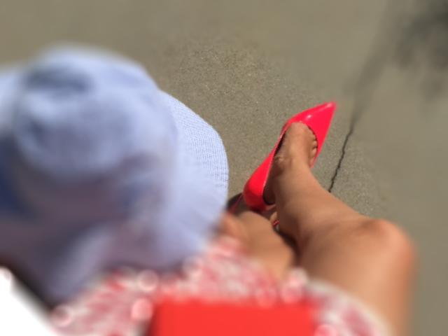 Follow Those Shoes!