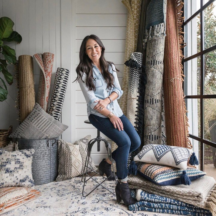 Joanna Gaines Partners With Bed, Bath andBeyond