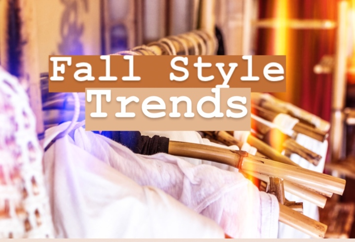 Fall fashion looks and faves